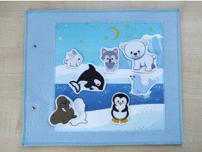 11 - Zvířata na ledovci